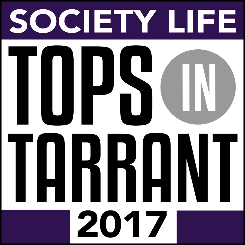 Voted Society Life Tops in Tarrant for 2017.